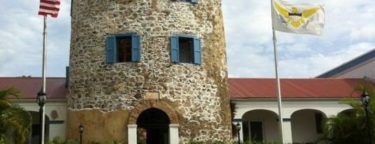 Bluebeard's Castle Resort is one of USVI/BVI.