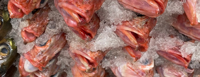 Sea & Sea Fish Market is one of Must-visit American Restaurants in New York.