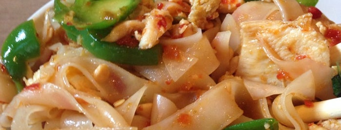 Lulu's Thai Noodle Shop is one of Noodles!.