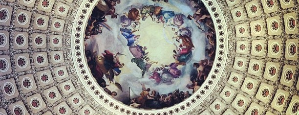 United States Capitol Rotunda is one of Revolutionary War Trip.