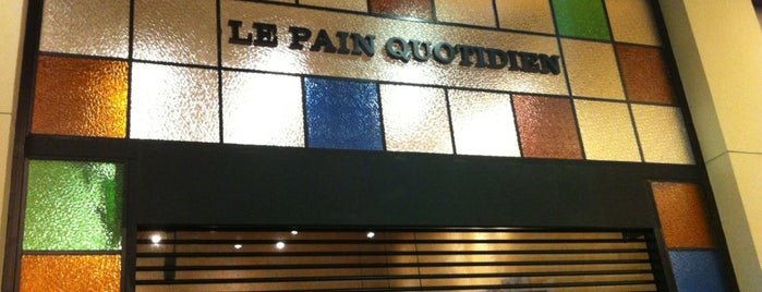 Le Pain Quotidien is one of Shopping Cidade Jardim.