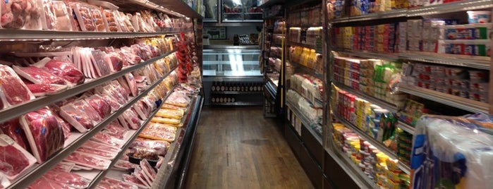 Big Apple Meat Market is one of b.