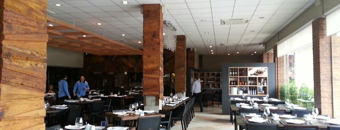 NB Steak is one of Orte, die Hilton gefallen.