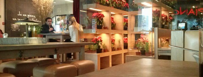 Vapiano is one of DF Dining.