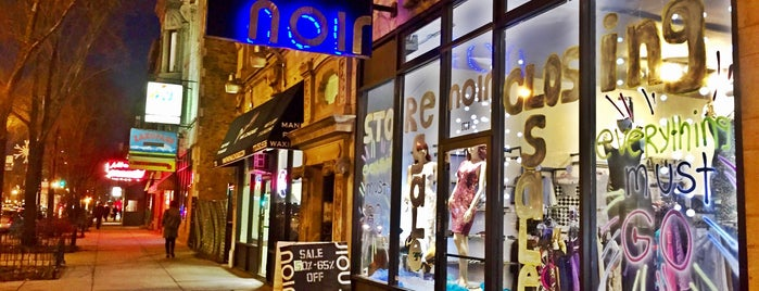 Noir - Fashion Boutique is one of Shopping.