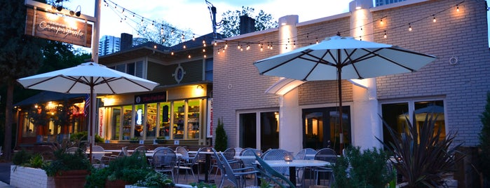 Campagnolo Restaurant + Bar is one of Atlanta 2.
