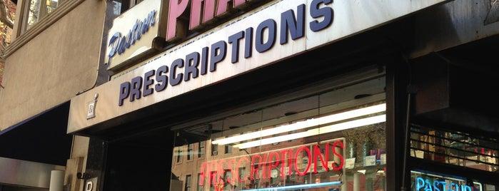 Pasteur Pharmacy is one of Midtown.