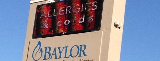 Baylor Medical Center at Riverside is one of สถานที่ที่ David ถูกใจ.