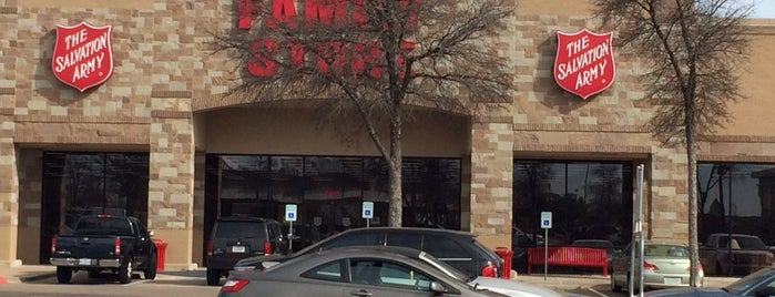 The Salvation Army Family Store & Donation Center is one of Thrifting.