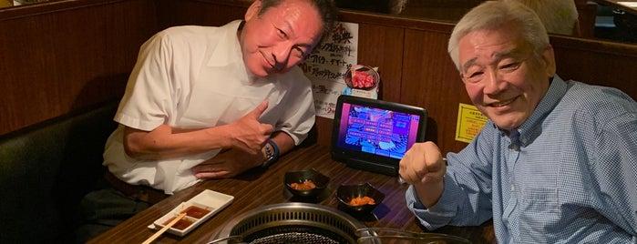 Yakiniku Goen Namba is one of Osaka Eats/Drinks/Shopping/Stays.