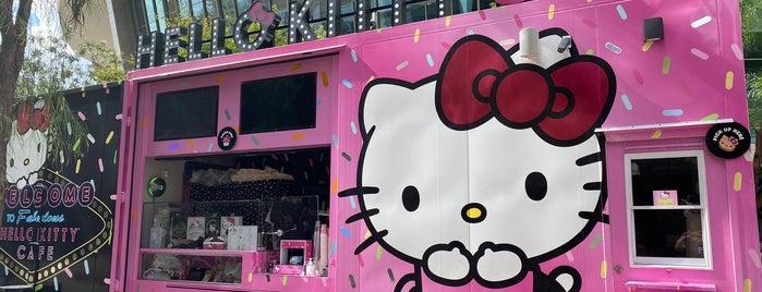 Hello Kitty Cafe is one of Viva Las Vegas.