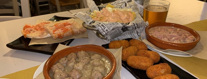 Ses Voltes Espai Gastronomic is one of Spain 2019.