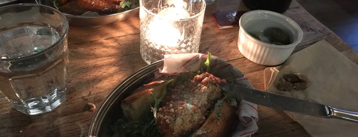 Belpassi Bros is one of London Dinner.