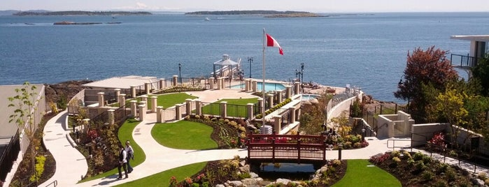Oak Bay Beach Hotel is one of Canada To-Do.