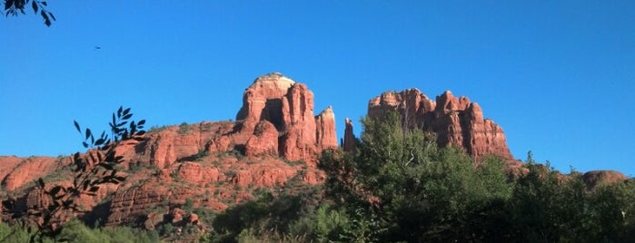 Red Rock State Park is one of Sedona.