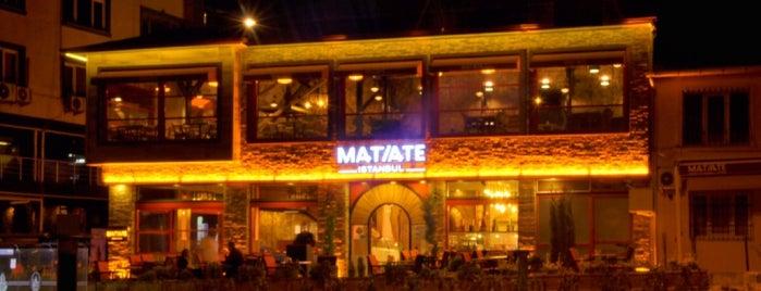 Matiate İstanbul is one of Ulas 님이 좋아한 장소.