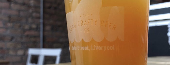 The Dead Crafty Beer Company is one of Craft Beer Europe.