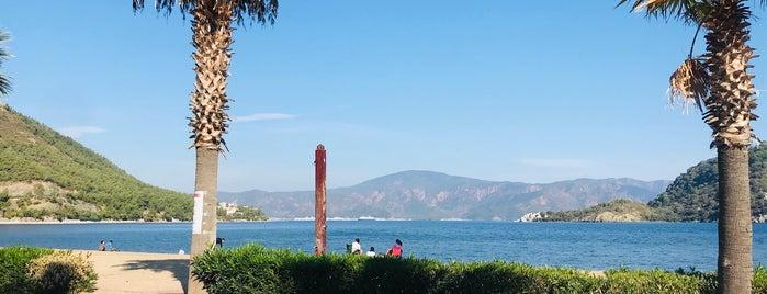 İçmeler Plajı is one of Locais curtidos por ⛵️surfer.