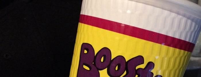 Booster Juice is one of 2018.