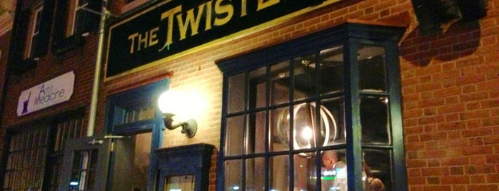 The Twisted Tail is one of Restaurants & Bars With Extracurriculars.