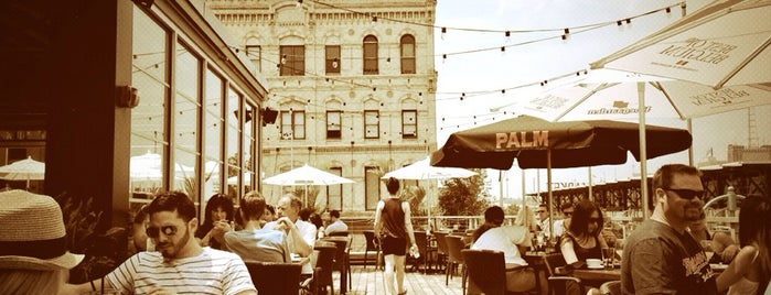 Cafe Benelux is one of Discover Milwaukee.