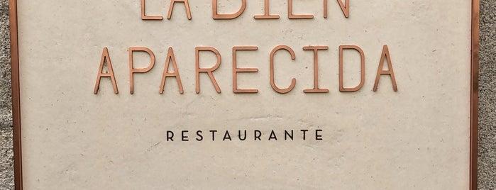 La Bien Aparecida is one of Madrid.