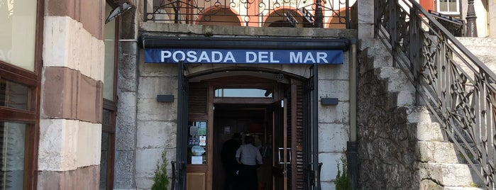 La Posada del Mar is one of Santander.