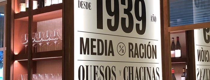 Media Ración is one of Restaurantes Pendientes.