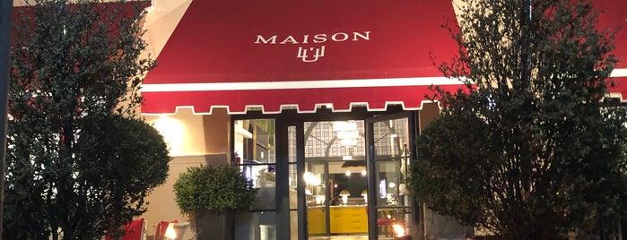 Maison Lú is one of Restaurantes Málaga 2.