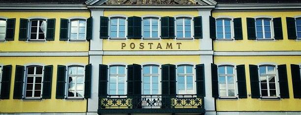 Hauptpost Bonn is one of Bonn.