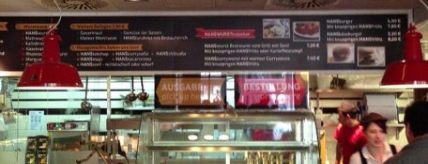 Hanswurst is one of Aachen.