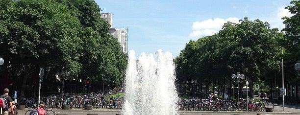 Kaiserplatz is one of Bonn.