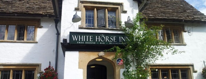 The White Horse Inn is one of Lieux qui ont plu à Carl.