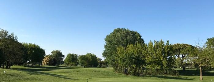 Golf Club Lignano is one of Италия гольф.