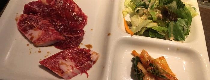 ドラゴンカルビ is one of Favorite Food.