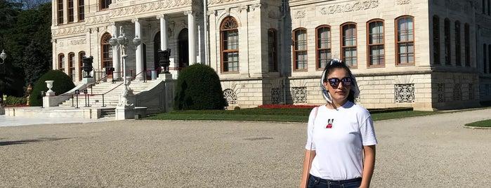 Dolmabahçe Sarayı Bahçesi is one of Istanbul trip for 1 week.
