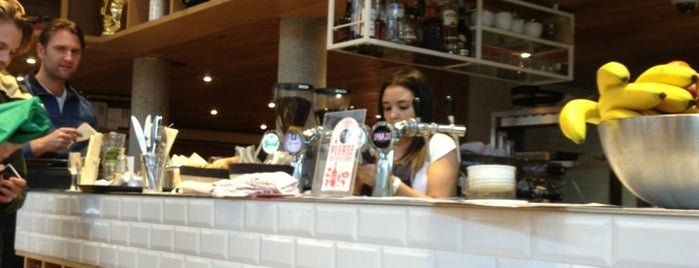 Flinders Café is one of Amsterdam favs.
