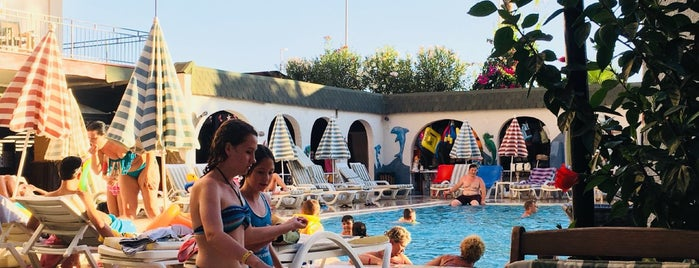 Astor Beach Hotel is one of Turkiye Hotels.