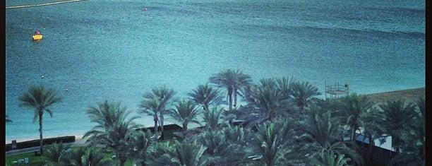 Sheraton Jumeirah Beach Resort is one of Lieux qui ont plu à Sayan.