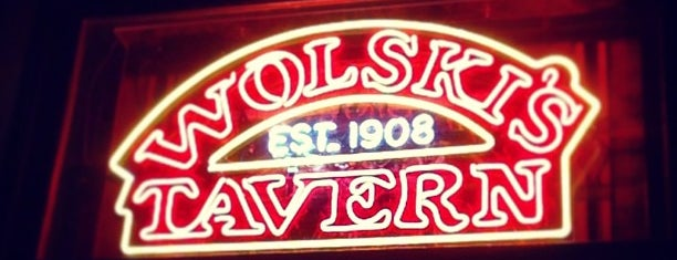 Wolski's Tavern is one of Milwaukee's Best Spots!.