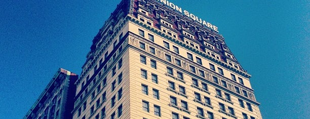 W New York - Union Square is one of CMJ 2012.