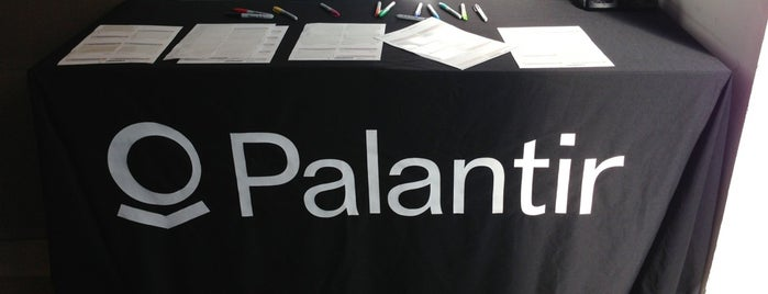 Palantir Technologies N.Y.C. is one of NYC Work Spaces & Tech Startups.