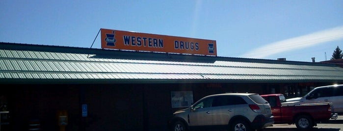 Western Drug is one of Lieux qui ont plu à Brooke.