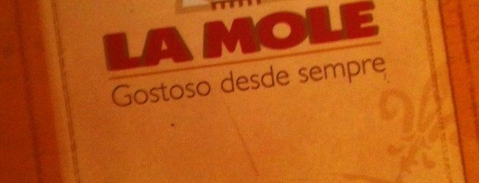 La Mole is one of Fui, gostei, voltarei e indico! By Otávio Mélo.