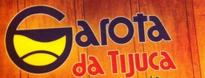 Garota da Tijuca is one of Melhores do Rio-Restaurantes, barzinhos e botecos!.