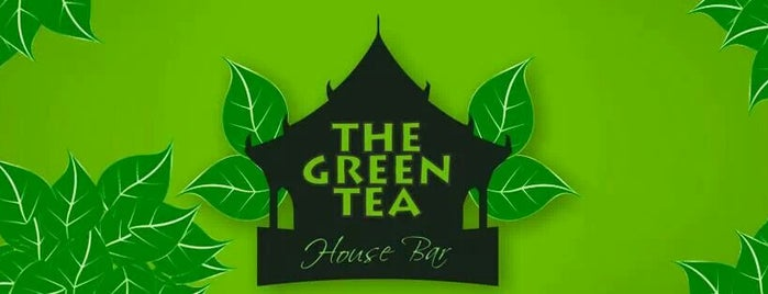 The Green Tea House Bar is one of Posti che sono piaciuti a Lou.