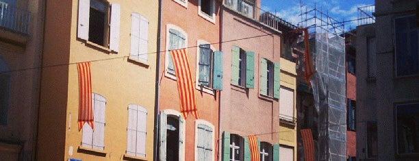 Place de la Loge is one of Perpignan 2021.