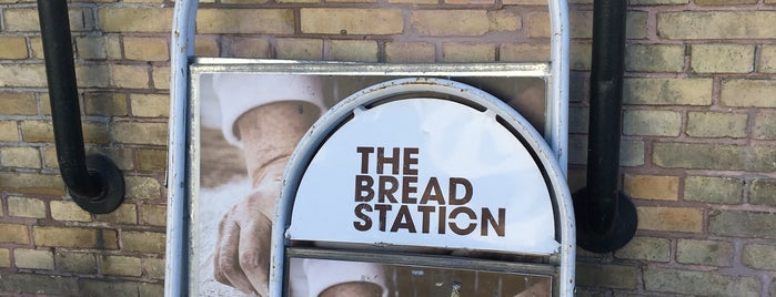 The Bread Station is one of Posti che sono piaciuti a Noel.