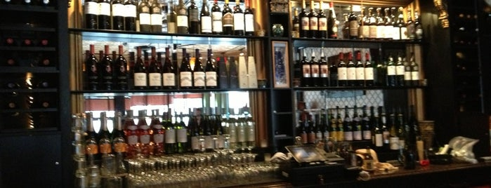 Mosaic is one of NYC Top Winebars.