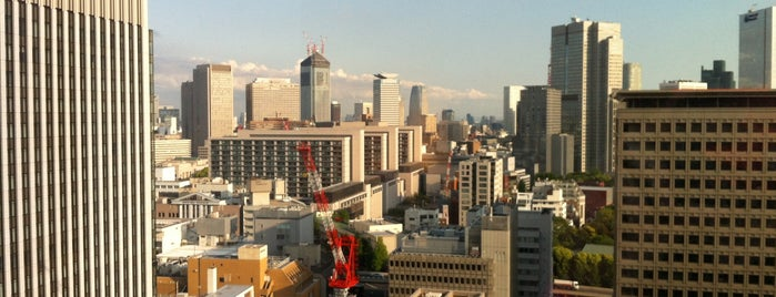 都市センターホテル is one of モーニングあり.